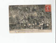 ST ETIENNE DE MONTLUC 2 CARRIERE DES BONNES DAMES ENTREPRISE GUILBAUD ET GOUPIL (HOMMES A L'OUVRAGE BEAU PLAN ) - Saint Etienne De Montluc