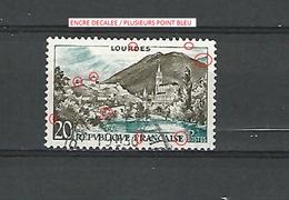 * 1958  N° 1150 LOURDES   OBLITÉRÉ TB - Errors & Oddities