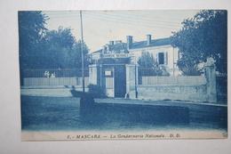Algérie - Mascara - La Gendarmerie Nationale - Autres Villes