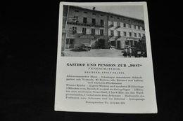 "356- Gasthof Und Pension Zur ""Post"", Jenbach - Jenbach"