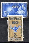 R481 - SOUTH SUD AFRICA  1964 ,   Yvert Serie N. 292/293    *** - Sud Africa (1961-...)