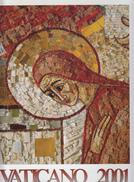 VATICANO 2001 - LIBRO UFFICIALE DI TUTTE LE EMISSIONI NUOVE - Vatican
