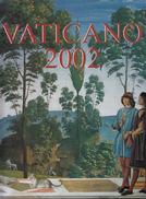 VATICANO 2002 - LIBRO UFFICIALE DI TUTTE LE EMISSIONI NUOVE - Vatican