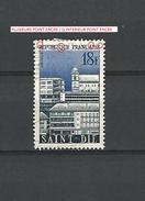 * 1958  N° 1154 SAINT DIE  OBLITÉRÉ   DOS CHARNIÈRE - Errors & Oddities