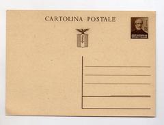 Italia - 1944/45 - Repubblica Sociale - Cartolina Postale Da 30 Centesimi - Non Viaggiata - (FDC3902) - 4. 1944-45 Repubblica Sociale