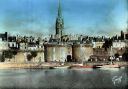 A 5286 - Saint Malo (35) La Grande Porte - Saint Malo