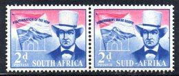 R545 - SUD AFRICA 1955 ,   Yvert Serie N. 217/218    *** - Sud Africa (...-1961)