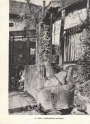 1948 - Héliogravure - Marlenheim (Bas-Rhin) - Le Puits - FRANCO DE PORT - Old Paper