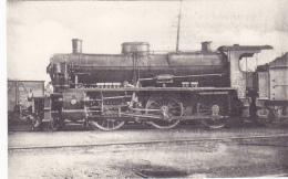 Cpa-train-les Locomotives Francaises (nord)--n°207-machine N°3 1503 Surchauffeur Schmidt-photo Orget - Eisenbahnen