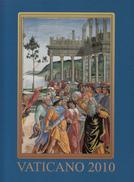 VATICANO 2010 - LIBRO UFFICIALE DI TUTTE LE EMISSIONI NUOVE - Vatican