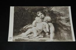 842- Das Schlafende Jesuskind Und Johannes - Religion &  Esoterik
