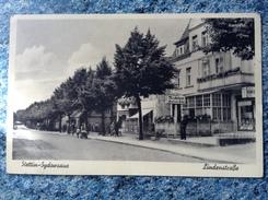 CARTE POSTALE  LINDENSTRABE  STETTIN-SYDOWSAUE   ( COMMERCES         VOIR PHOTOS - Deutschland