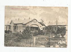 Cp , NOUVELLE ZELANDE , DANNEVIRKE , The Hospital , Petit état , écrite , Ed : T. Bain - Nouvelle-Zélande