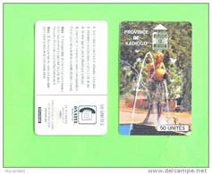 BURKINA FASO - Chip Phonecard/Province De Kadiogo - Burkina Faso