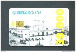 ECUADOR  -  Chip Phonecard As Scan