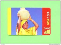 GABON  -  Remote Phonecard As Scan - Gabon
