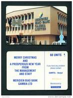 GAMBIA - Chip Phonecard As Scan