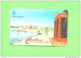 GRENADA - Magnetic Phonecard/Carenage