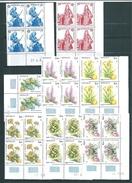 Monaco Timbres De 1985  N°1459 A 1466 Complet   Coins Datés Neufs ** - Neufs