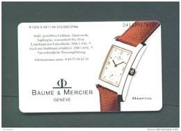 GERMANY  -  Chip Phonecard As Scan - Deutschland
