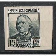 ES683SD-LFT***683SD.España.Spain . Espagne.PERSONAJES Y MONUMENTOS.CONCEPCION ARENAL.1930.(Ed 583s**).BH - 1873 1ª República