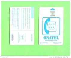 BURKINA FASO - Chip Phonecard/Onatel - Burkina Faso