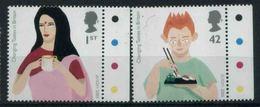 2005 Europa C.E.P.T., Gran Bretagna, Serie Completa Nuova (**) - Europa-CEPT