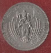 CEYLON 2 RUPEES 1968 FAO  KM# 134 - Sri Lanka