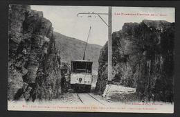 FOS - La Tranchée De La Ligne Du Tram , Près Le Pont Du Roy - Andere Gemeenten