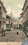 CPA - NONANCOURT (27) - Aspect De La Rue De L'Hôtel-Dieu Au Début Du Siècle - France