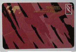 SOUTH AFRICA - Transtel - Specimen - International Fone Card
