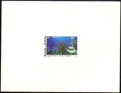 02407 Wallis Et Futuna 272 Fauna E Flora Prova De Luxo - Other