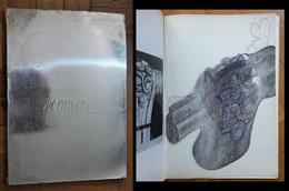 Miguel Berrocal. Orangerie Multiples - Koln. Presente Sa Premiere Serie De Mini Sculptures Multiples Par Presents Its... - Libri, Riviste, Fumetti