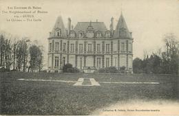 Dép 51 - Chateaux - Gueux - Le Château - état - France