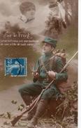 CPA Patriotique - Sur Le Front - Guerre 1914-18