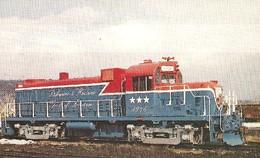 04488 Eua Locomotiva Spirit Of Freedom 1976 - Timbres