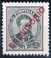 Portugal, 1892/3, # 82, Sob.c, MNH - Unused Stamps