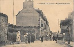 Le Conquet - L'hôtel Du Commerce - Le Conquet