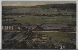 Schlieren Schweizerische Waggonsfabrik AG - Photo: Guggenheim No. 2523 - ZH Zurich
