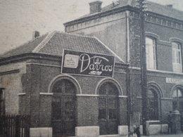 Bourg-Léopold //  Camp De Béverloo //  La Gare - De Statie (mooi Reklame Bord) 19?? - België