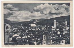 Brescia Panorama Postcard Unused B170323 - Brescia