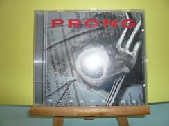 """Prong""""CD Album""""Cleansing"""" - Hard Rock & Metal"""