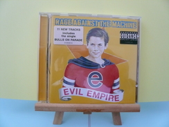 "Rage Against The Machine""CD Album""Evil Empire"" - Hard Rock & Metal"