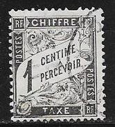 N° 10 FRANCE - TAXE OBLITERE - Postage Due