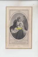 Albert     Notre Dame De Brebieres   1899  A Godin Curé-doyen - Devotieprenten