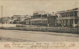 ADEN   CAMP    1907  2 SCAN  (VIAGGIATA) - Yemen