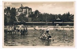 CH4273    WEGGIS : Hotel Baumen Mit Strandbad - LU Lucerne