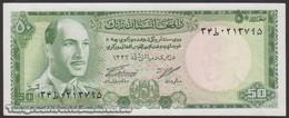 TWN - AFGHANISTAN 43a - 50 Afghanis 1967 AU/UNC - Afghanistan