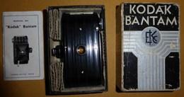 KODAK BANTAM 6.3 Kodak Anastigmat Lens , Complet Dans Sa Boîte - Appareils Photo