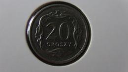 Poland - 1999 - 20 Groszy - Y 280 - VF - Look Scans - Poland
